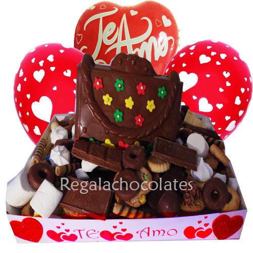 Regala Chocolates a domicilio en Santiago