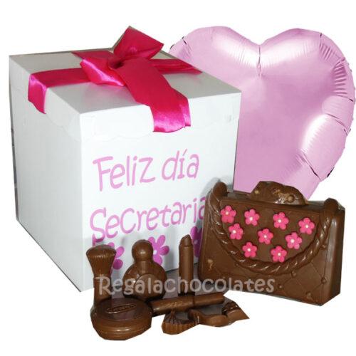 chocolates día de secretaria