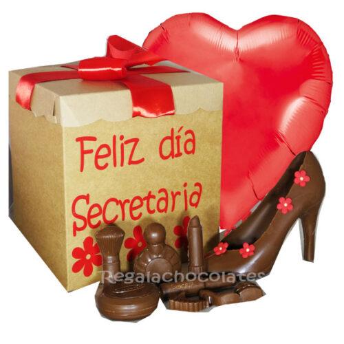 regalos día de la Secretaria