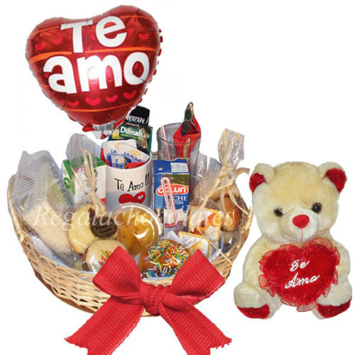 dia del amor queque 14 de febrero a domicilio regala rosas