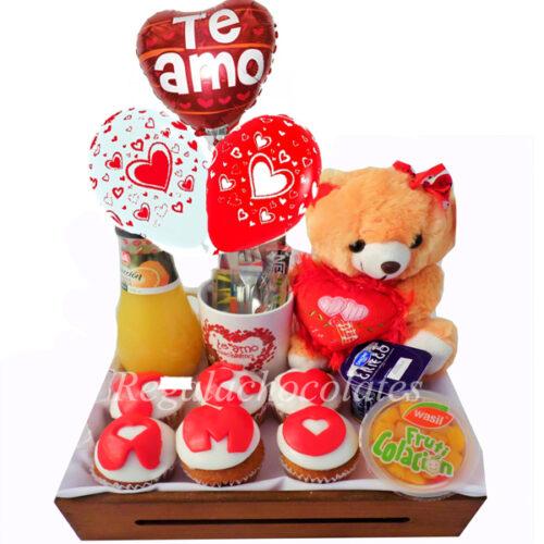 dia del amor globos san valentin a domicilio regala rosas