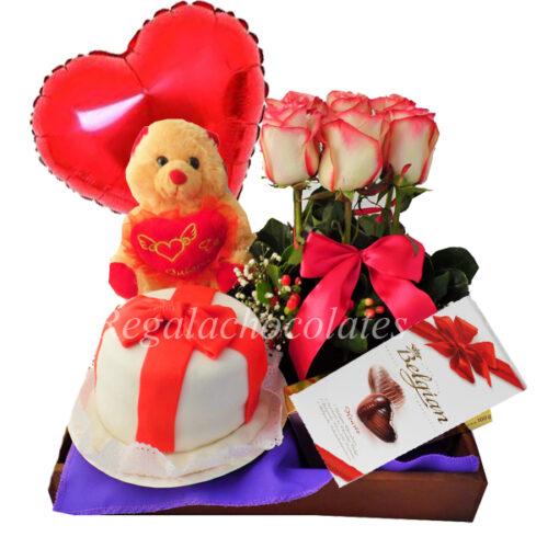 dia del amor flores 14 de febrero a domicilio regala rosas