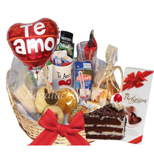 dia del amor pastel dia de los enamorados a domicilio regala chocolates