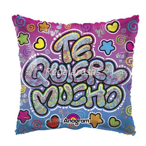 Globo Aire Te quiero Mucho a domicilio en Santiago