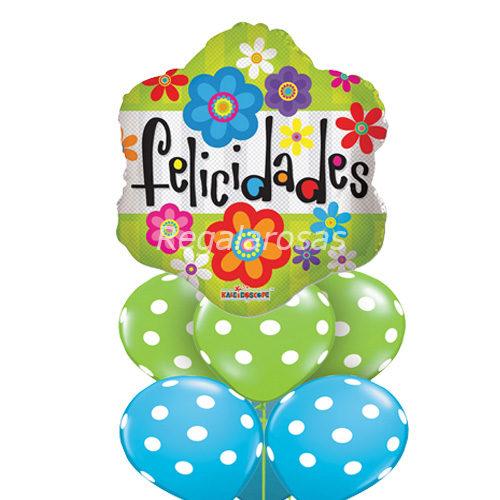 Bouquet Felicidades a domicilio en Santiago
