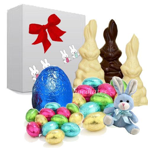 Especial Caja con Chocolates a domicilio en santiago