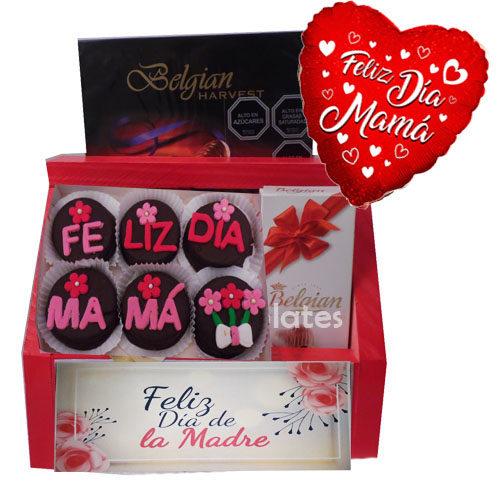chocolates día de la madre