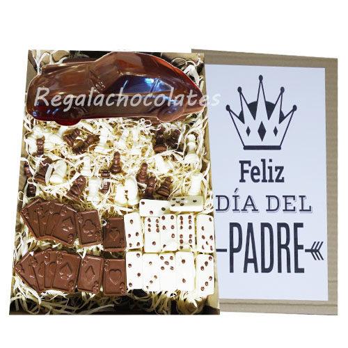 chocolates dia del padre
