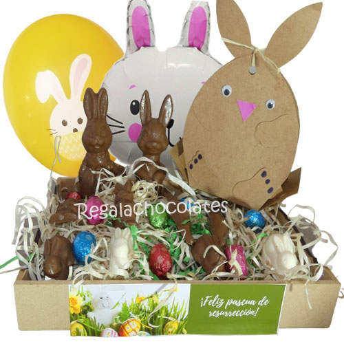 Chocolates pascua de resurrección