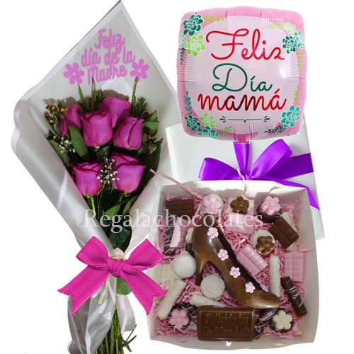 Chocolates día de la madre a domicilio