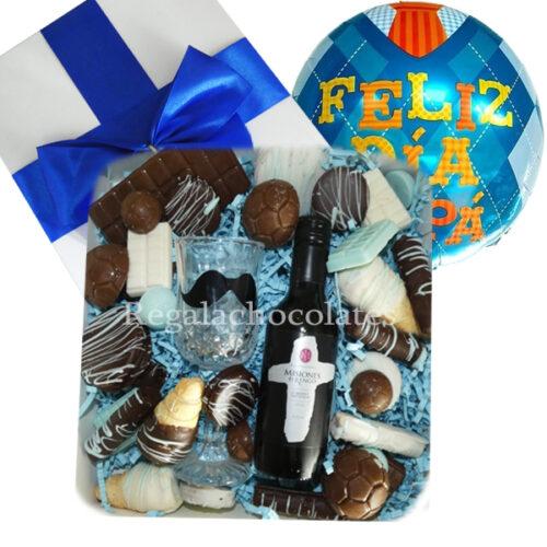 Chocolates día del padre a domicilio